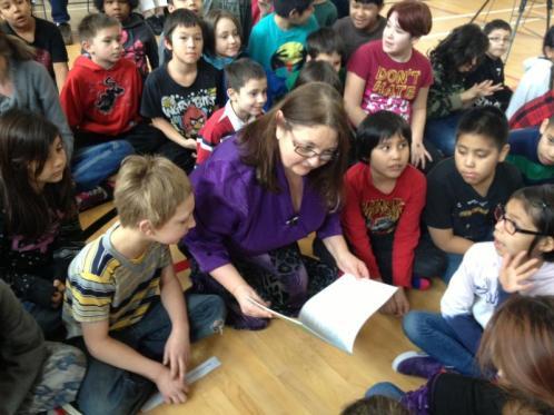 Cree storyteller 1